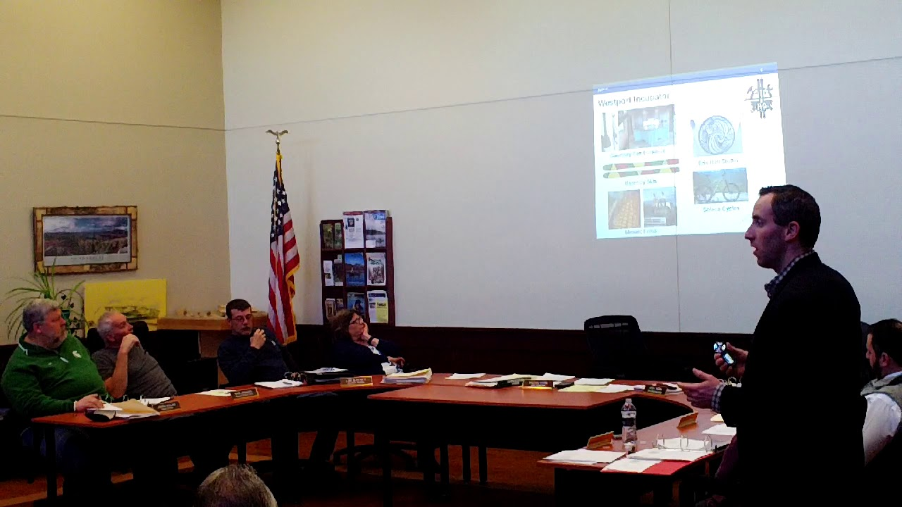 Dannemora Town Board Meeting  3-27-19
