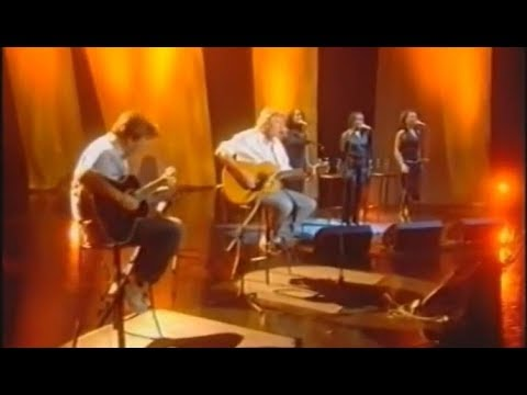 Roger Waters - Wish You Were Here with Eric Clapton - Tsunami Aid: A Concert Of Hope 2005