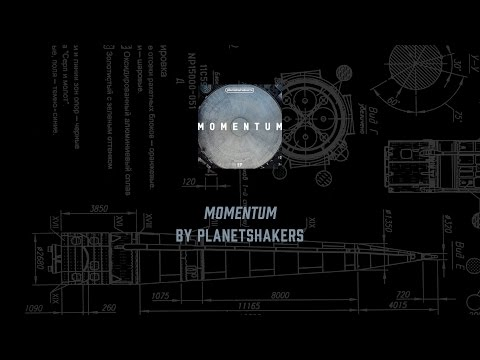 Momentum (live in Manila) - Planetshakers lyric video