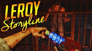 """LEROY"" STORYLINE EXPLAINED ~ (Arthur, Der Eisendrache Links)"