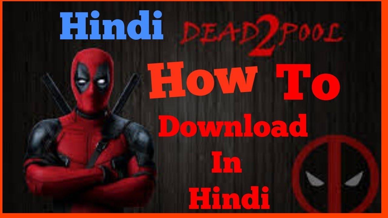deadpool 2 download 1080p in hindi