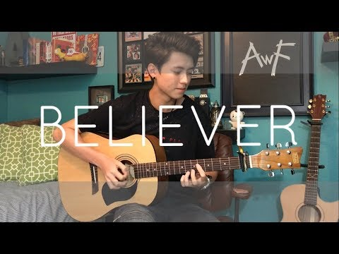 Imagine Dragons - Believer - Cover (Fingerstyle Cover)