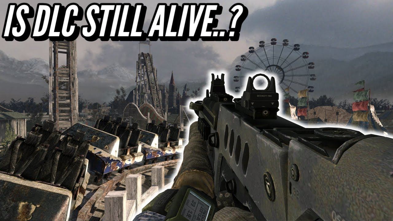 Modern Warfare 2 DLC Maps In MAY 2021...