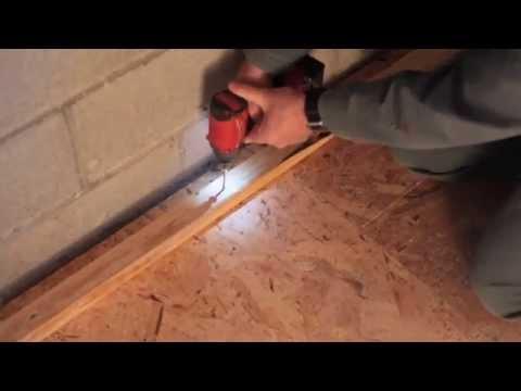 Dricore Subfloor Installation Video Doovi