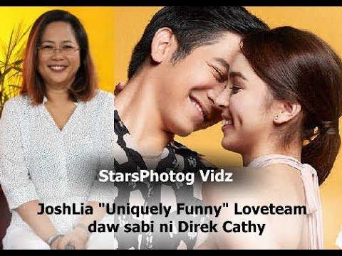 Direk Cathy GarciaMolina Described 'JoshLia' as a Uniquely Funny Loveteam
