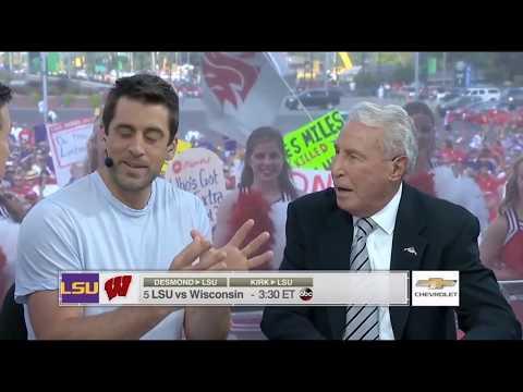 Wisconsin Badgers Football Highlights - 2016
