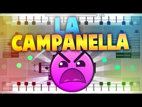 La Campanella By FunnyGame | Recuerdos Geometry Dash | VRO