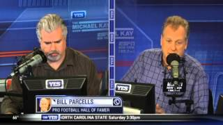 Bill Parcells on the Geno Smith meeting situation and NFL Week 6 - The Michael Kay Show