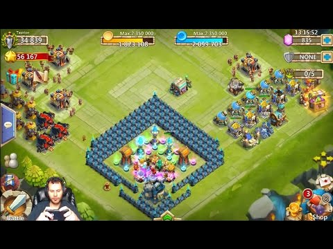 Castle Clash FREE Hero + 50,000 Honorbadges AND 30000 Skill EXP DONT MISS OUT