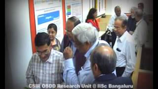 CSIR-OSDD Research Unit ,IISc -Inauguration