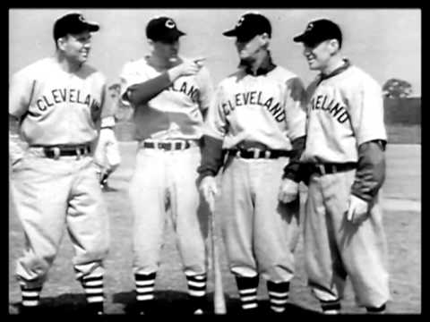 Cleveland Indians in Florida spring training 1941