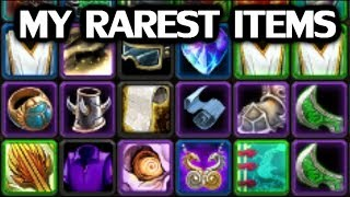 The Rarest & Most Interesting Items I Own in World of Warcraft Part 3