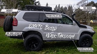 GX470 Walkthrough  - Our Lexus Overland Build