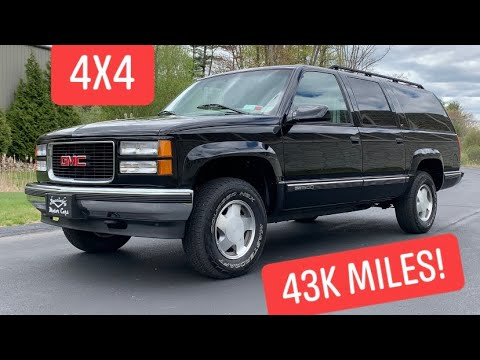 sold 1998 gmc suburban slt 43k miles for sale by specialty motor cars gmt 400 chevrolet 4x4 survivor youtube sold 1998 gmc suburban slt 43k miles for sale by specialty motor cars gmt 400 chevrolet 4x4 survivor