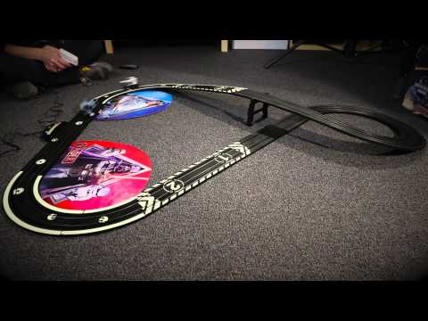 Scalextric Star Wars Race Tracks from ThinkGeek