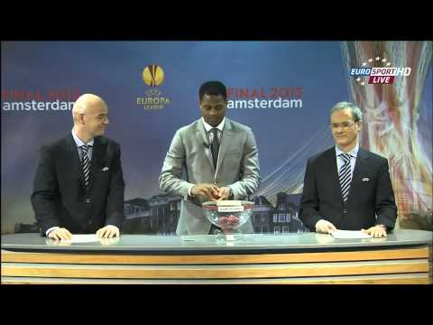 UEFA Europa League - Draw of the Quarter Finals 2012_2013 (15_03_2013)