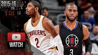 la clippers vs cavaliers full game highlights