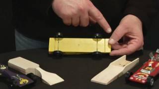 Aerodynamic Pre-cut Designs - Pinewood Racing Car   Pinecar Derby