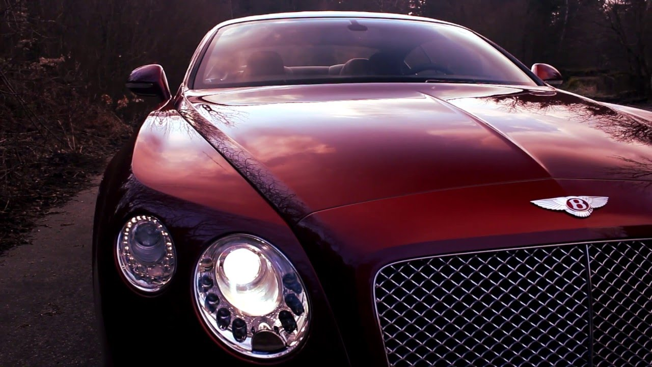 2016 Bentley Continental Gt V8 Test Drive Review Thegetawayer