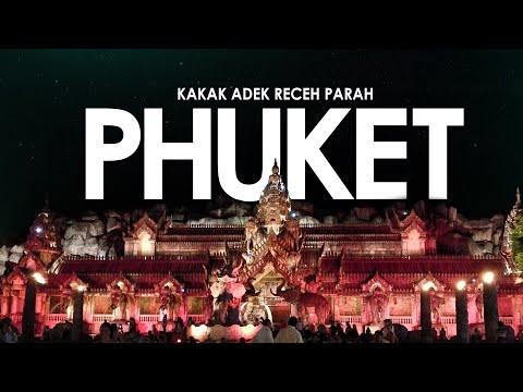 Kenapa HARUS LIBURAN Ke Phuket?: Thailand Phuket Part. 2 – RyanTale #5