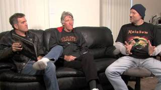 SHOCKWAVES VideoCast Ep. 2 (Part 2 of 3): John Kornarens & Jon Sutherland – The Birth of METALLICA