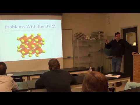 """B. R. Bickmore:  """"A New Way to Model a Mineral"""""""