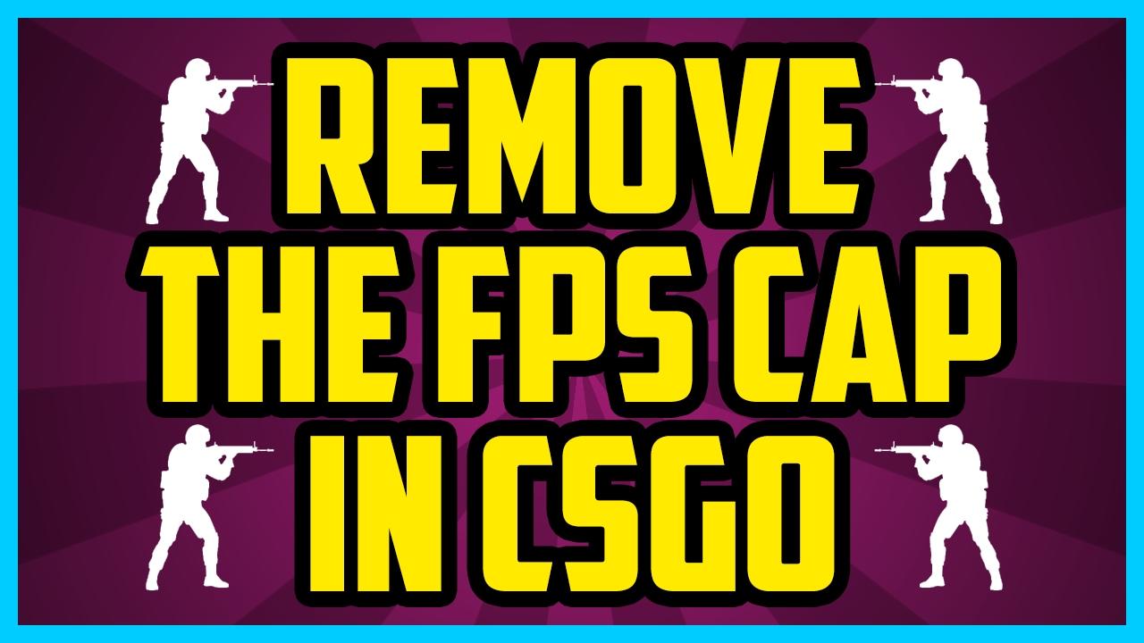 CSGO How To Remove The FPS Cap 2017 (QUICK & EASY) - How To Remove The FPS  Limit in CSGO