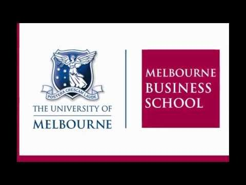 Melbourne business school MBS
