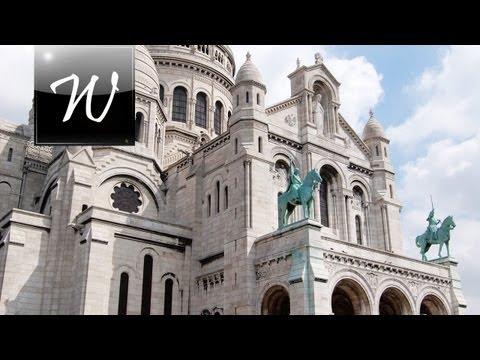 ◄ Sacre Coeur Basilica, Paris [HD] ►
