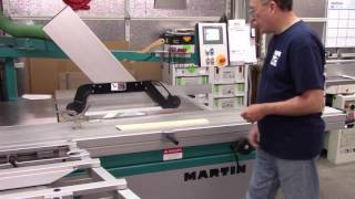 Sliding Table Saw Episode 4 Miters, Compound Miters, and Length Compensation