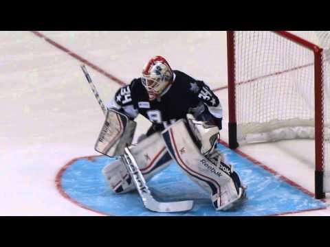 2014 AHL All-Star Skills Competition  #34 Dustin Tokarski