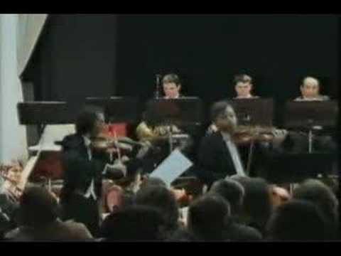 Mozart Concertone - Carlos Damas and James Dahlgren