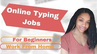 Become An Online Transcriptionist | $2000 Monthly. Work From Home (Work Anywhere)