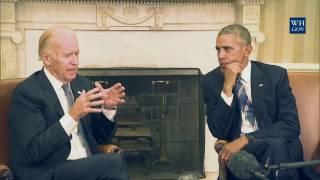 Obama & Biden Cancer Moonshot Report-Full News Conference