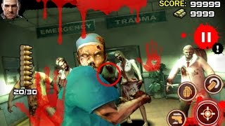 Blood sniper: Shooter Zombie - Android Gameplay HD