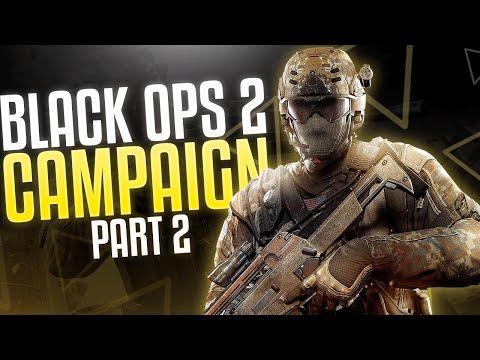 Black Ops 2 Campaign (Part 2)