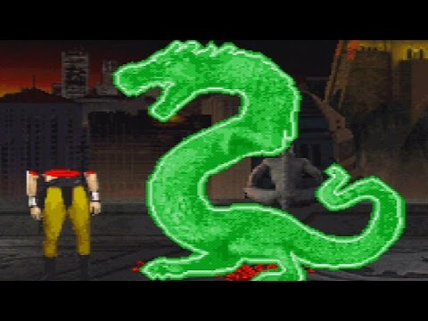 Mortal Kombat Trilogy - All Animalities (60 FPS)