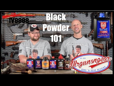 Black Powder Shooting 101: Black Powder Shooting Basics & Safety Overview With Iraqveteran8888