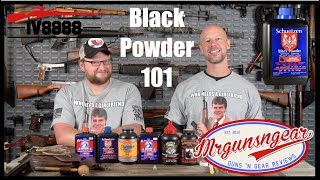 Black Powder Shooting 101: Shooting Basics & Safety Overview With Iraqveteran8888