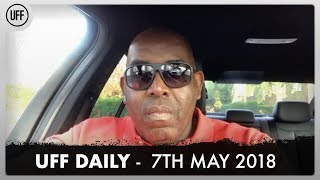 Wenger's Final Game At The Emirates | Relegation Battle Heating Up!! | UFF Daily