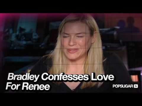 Bradley Cooper Confesses Love For Renee Zellweger
