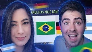 FUT DRAFT DOS PAISES FAVORITOS DA TREINADORA!!!