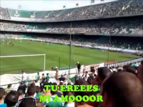 Cánticos Gol Sur Betis