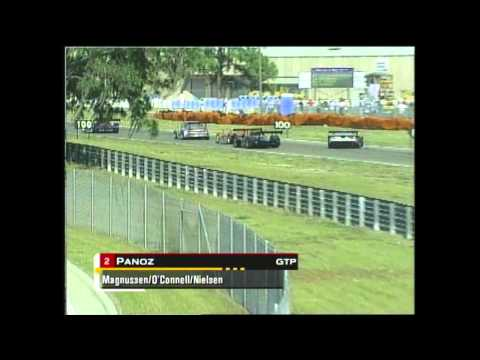 1999 Sebring Broadcast - ALMS - Tequila Patron - ESPN - Racing - Sports Cars
