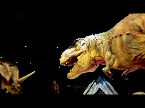 Walking With Dinosaurs at 3Arena