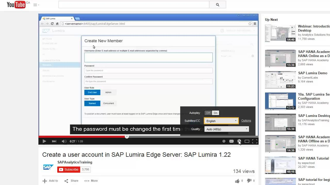 View captions and translations for tutorial videos saplearnbi view captions and translations for tutorial videos saplearnbi youtube baditri Image collections