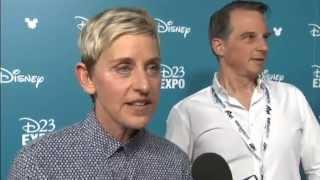 Ellen DeGeneres, Dwayne 'The Rock' Johnson, talk about their upcoming animated films - #NewsVideo