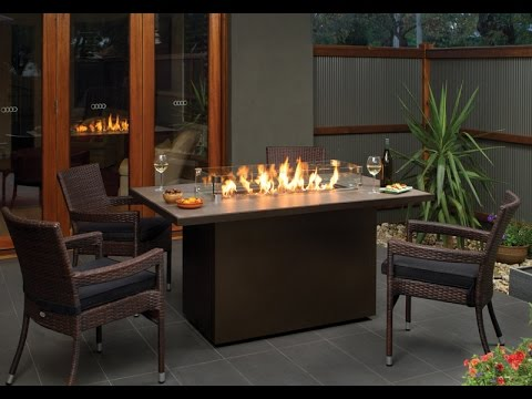 I created this video with the YouTube Slideshow Creator (https://www.youtube.com/upload) outdoor fire pit dining table