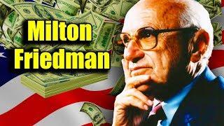 Milton Friedman on Guaranteed Income / Negative Income Tax / Basic Income