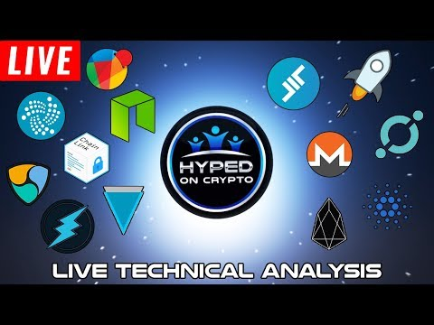 Bitcoin ($BTC) / Litecoin ($LTC) / Ethereum ($ETH) & More! - LIVE Cryptocurrency Technical Analysis